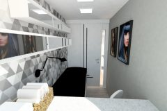 drywall parede-Atuance Decore