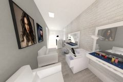 Forro em drywall-Atuance Decore